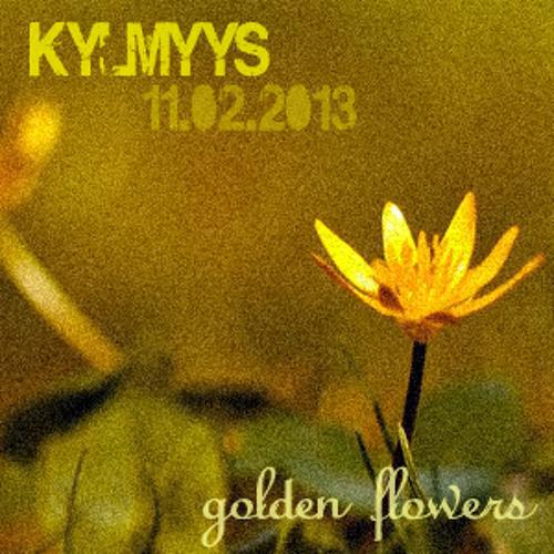 11.02.2013 (Golden Flowers)