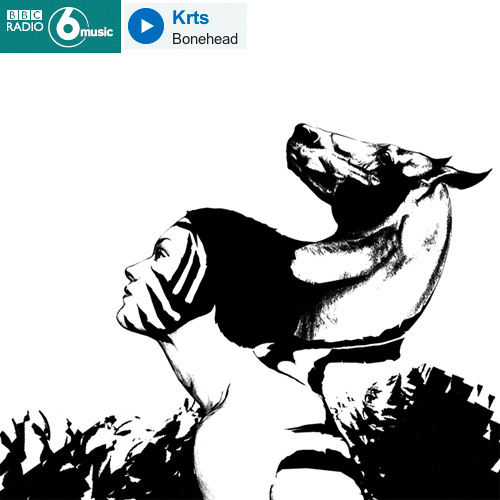 KRTS 'Bonehead' (V/A: Uprising - Project: Mooncircle, 2013) on BBC 6 Music