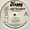Davina - Don't You Want It    (Karim Extended Dub)