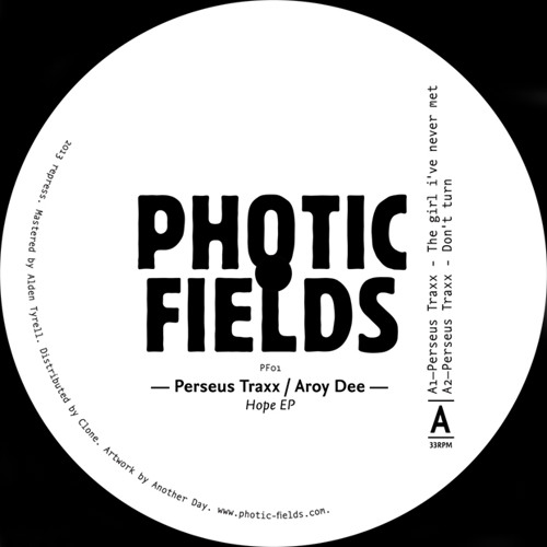 PF01 Perseus Traxx / Aroy Dee - Hope EP