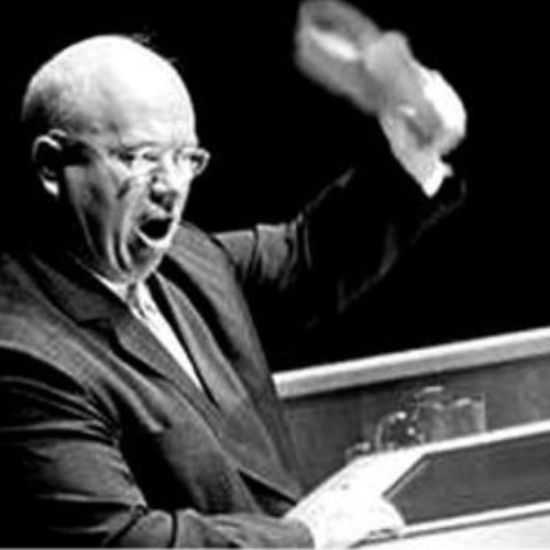 Khrushchev-Dance-Shimmy-Mix. 12 Soviet Garage Punk Greats.