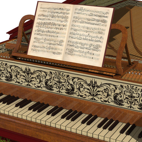 Bach Invention 8