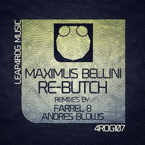 OUT NOW!  Maximus Bellini - Get Off Someone's Back (Original mix)[Leap4Rog]