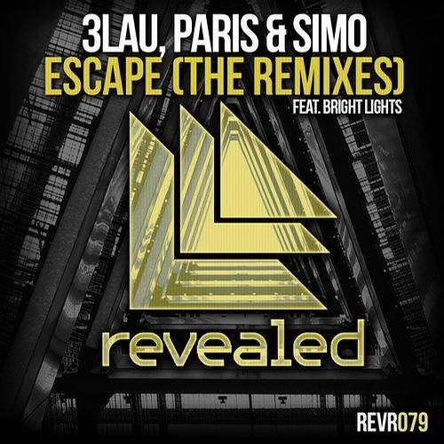 Escape by 3LAU, Paris & Simo ft. Bright Lights (Charity Strike Remix)