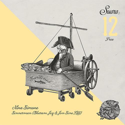 [Suara Free 012] Nina Simone - Sinnerman (Sharam Jey & Jon Sine Edit)