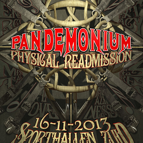 D-Passion - Pandemonium Physical Readmission Warm- Up Mix
