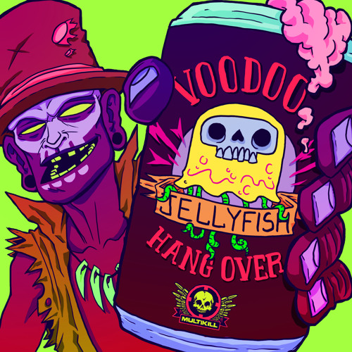 Voodoo Hangover - Jellyfish EP Sampler ** Out Today on Beatport**