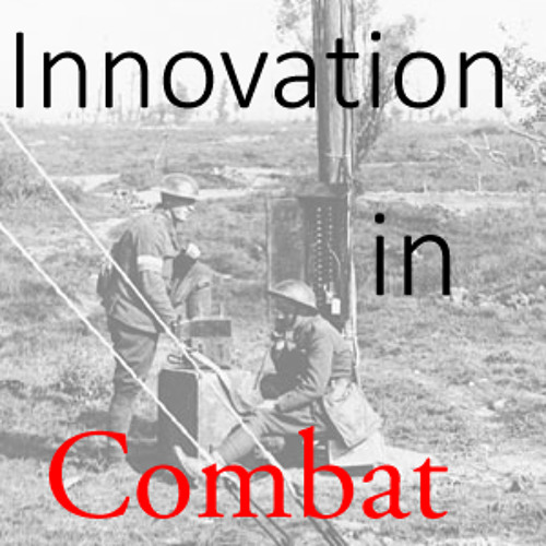 """Innovating in Combat"" lecture by Dr Elizabeth Bruton at Rutgers University, 23 October 2013"