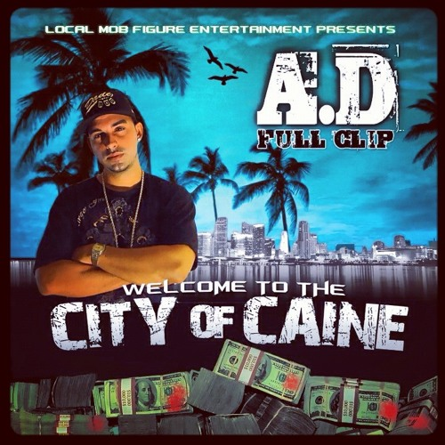 Adee305 - Cocaine Cowboys Feat: Michael Corleone Blanco (Produced By: D.U.Ivan)