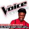 Matthew Schuler - Light Em Up (The Voice - Studio Version)