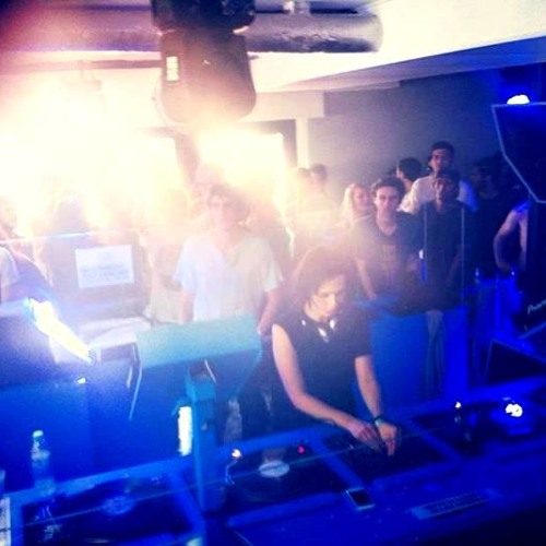 Nina Kraviz - Live at Concrete (Paris) 6-10-2013