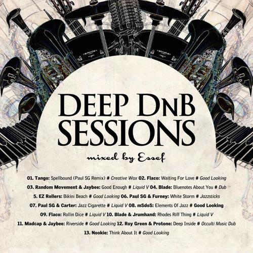 Deep DnB Sessions vol. 24