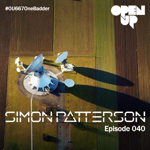Simon Patterson - Open Up - 040