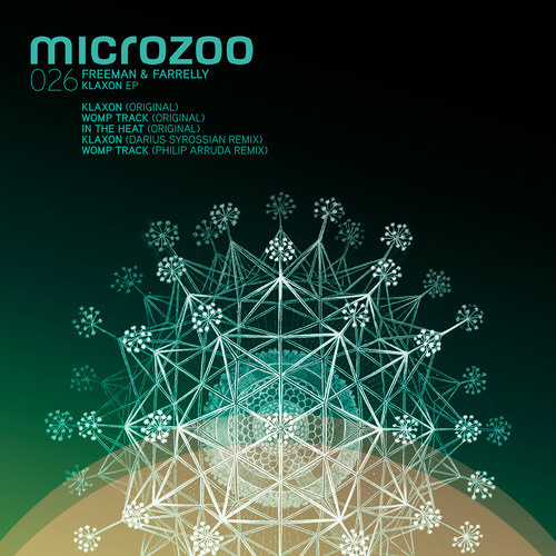 OUT NOW - DARIUS SYROSSIAN Remix of Freeman & Farrelly 'KLAXON' on MICROZOO - DEC 2ND