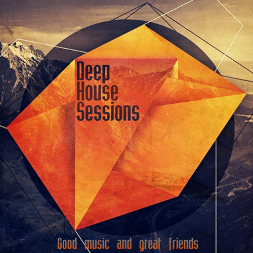 Session Deep House Winter 2013 mixed by Damian Lorentz