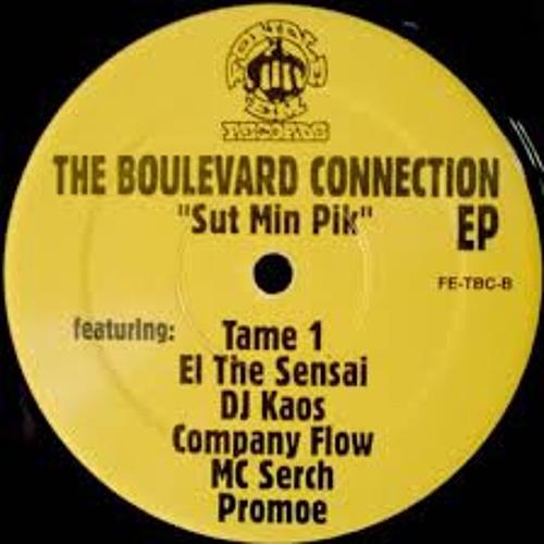 The Boulevard Connection - Haagen - Daz (feat. El Da Sensei, Tame 1 & DJ Kaos)
