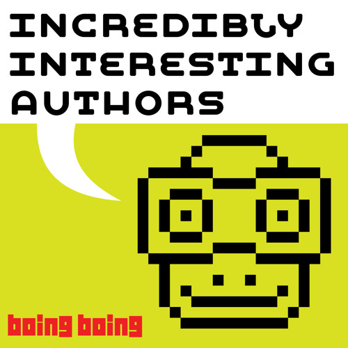 Incredibly Interesting Authors 001: Dilbert creator Scott Adams