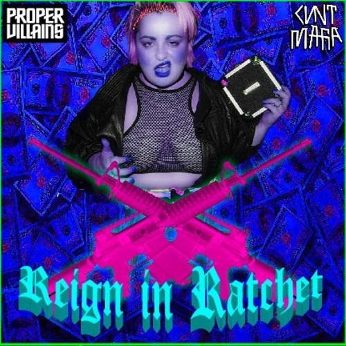 CUNTMAFIA - Reign In Ratchet (Instrumental)