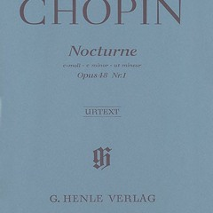 Chopin - Nocturne Opus 9 No1 (Glenn Morrison playing on a Steinway D Grand)
