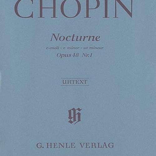 Glenn Morrison - Chopin - Nocturne Opus 9 No1