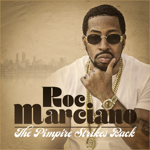 """Roc Marciano """"The Pimpire Strikes Back"""""""