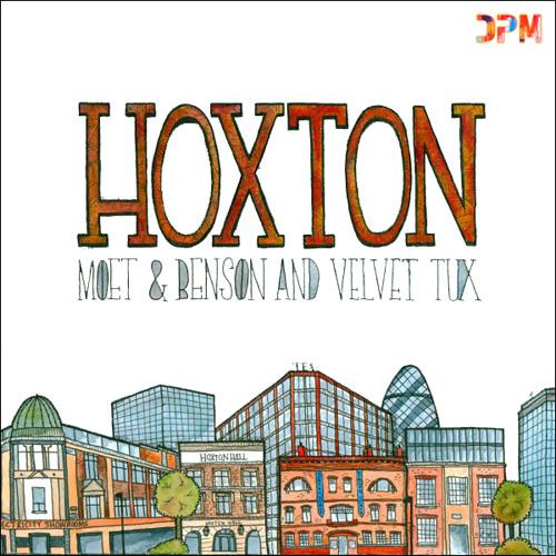 Moet & Benson and Velvet Tux - Hoxton