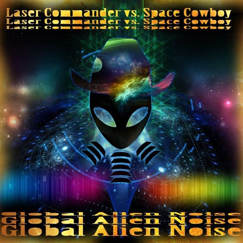 Freaky Cyber Robot Boogie vs. GOA / Laser Commander vs Space Cowboy 156-168 demo preview