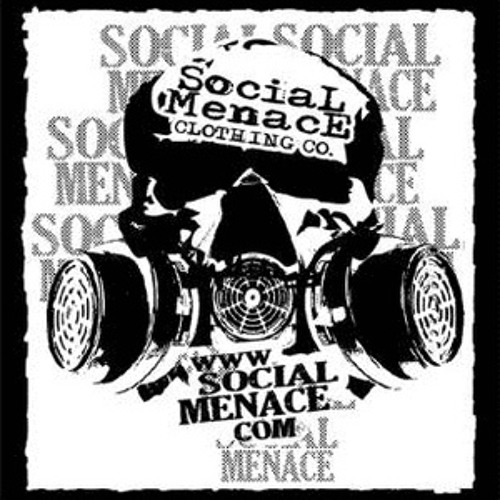 Toxic Radio Mix for Social Menace  - November 2013- Rob-E