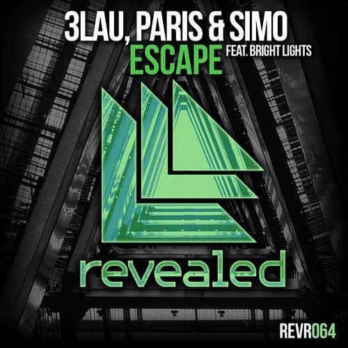 Escape Vs Touch (PTR Mashup)- Marcus Santoro vs 3LAU, Paris & Simo ft Bright Lights