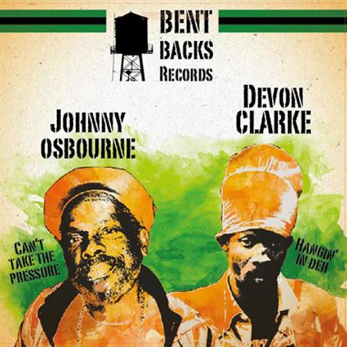 "Devon Clarke & Johnny Osbourne 12"" BBR001"