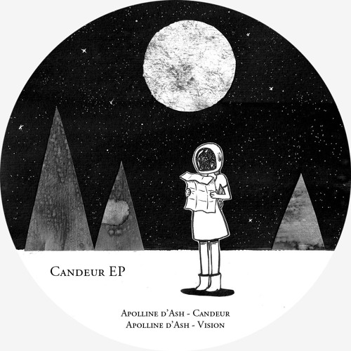 Apolline d'Ash - Candeur EP