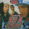 DJ Big Up ft 974 Lyrics - Bouge Girl