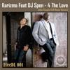 Karizma Feat. DJ Spen - 4 The Love (Alen Simple HJR Booty Remix) /FIRST HJR BIRTHDAY/