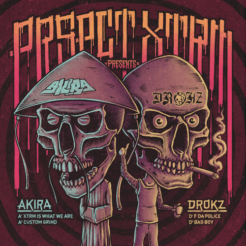 Akira & Drokz - XTRM Is What We Are EP (PRSPCT XTRM 010) Out Nov 2013