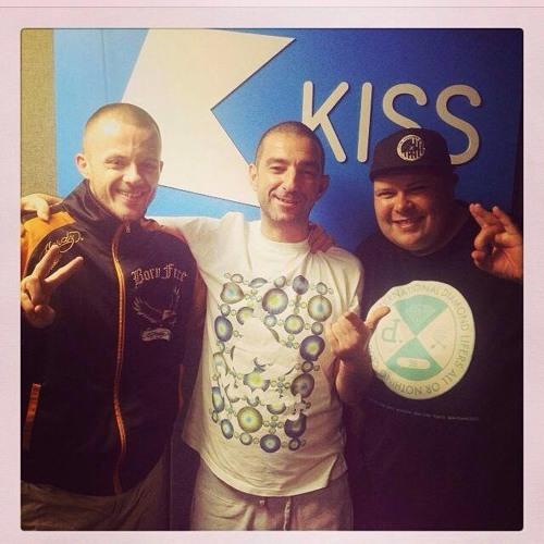 Critical Impact & Carasel - DJ HYPE, KISS FM (Free Download)