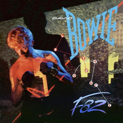 David Bowie - Let's Dance (F82 Remix)