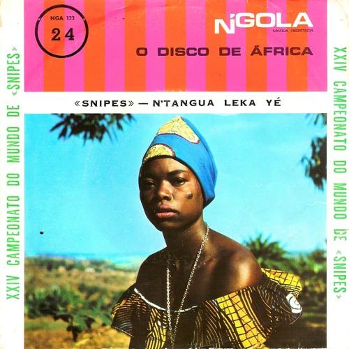 N'Tangua Leka Yé (Quinteto Angolano, Ngola, 1969)