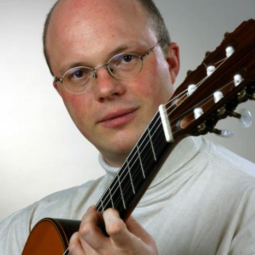 SWR2 Journal - der Gitarrist Detlev Bork