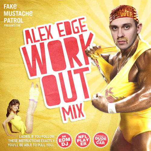 ALEX EDGE WORK OUT MIX
