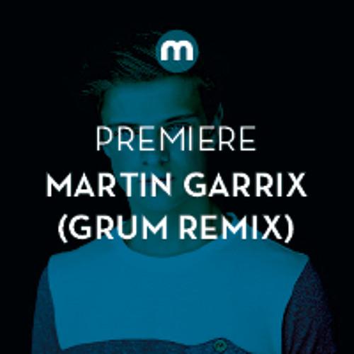 Premiere: Martin Garrix 'Animals' (Grum remix)