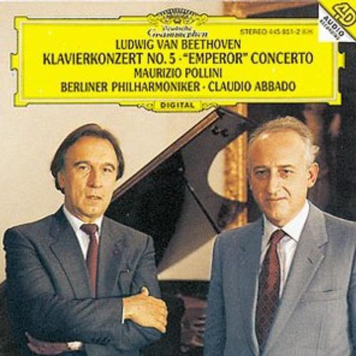 Maurizio Pollini plays Beethoven's Piano Concerto No 5 (3. Rondo)