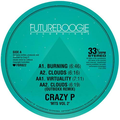 Crazy P - Clouds (Outboxx Remix)
