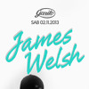 JAMES WELSH @ GARITO CAFE / S02.11.13 mp3