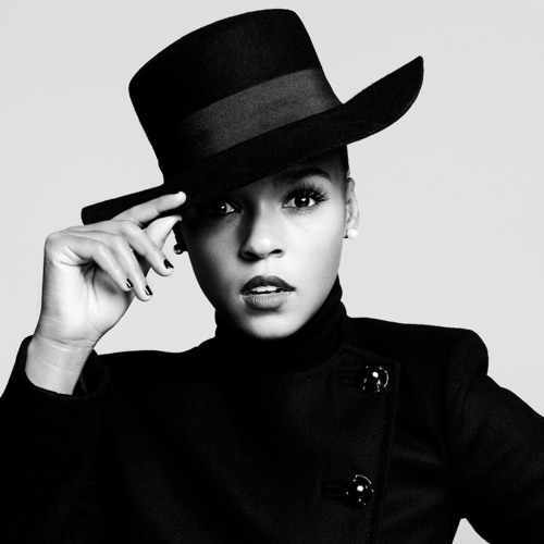 """Janelle Monae- """"Many Moons"""" (Trackademicks' 'Y'all Better Shut Up' Mix)"""