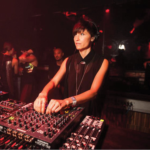 Magda: ENTER.Week 5, Terrace (Space Ibiza, August 1st 2013)