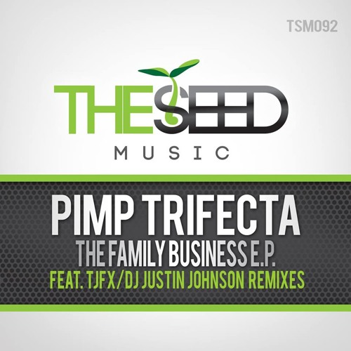 "Pimp Trifecta ""Pimpin Since (DJ Justin Johnson Remix)"""