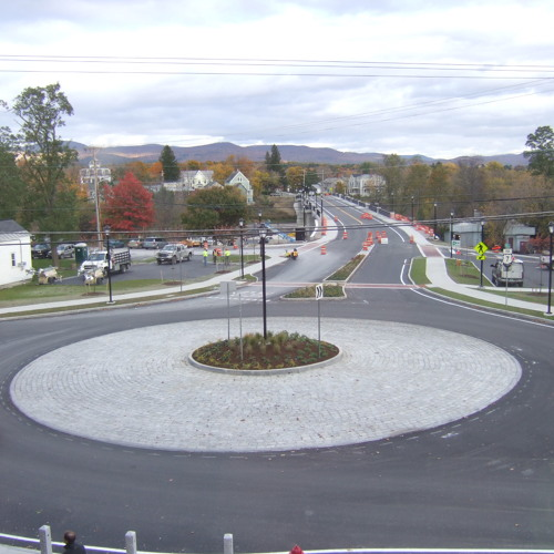 Roundabouts in Vermont ~ by Tony Redington (TAC Meeting 16 Oct 2013)