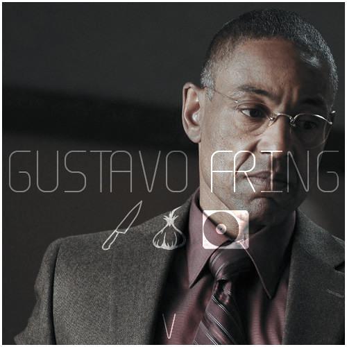 Gustavo Fring (Planet V's Slice The Garlic Mix)