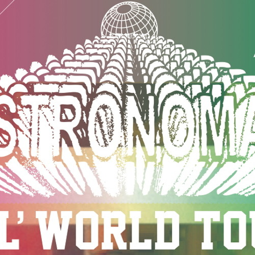 Astronomar - Bomb Ha           [Lil' World Tour Giveaway]