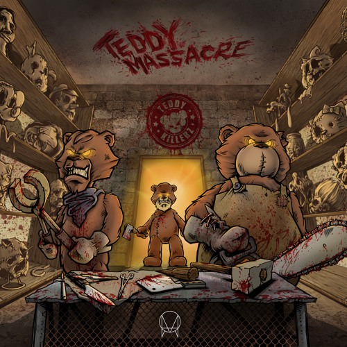 Teddy Killerz - Teddy Massacre EP Minimix